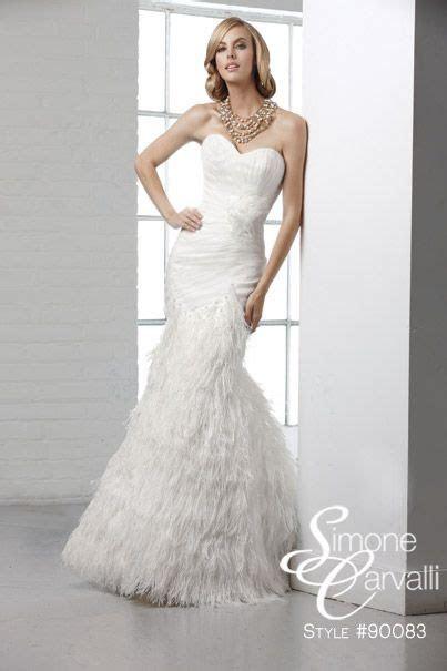 Simone Carvalli spring 2012 wedding dress collection