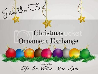 A Christmas Ornament Exchange...