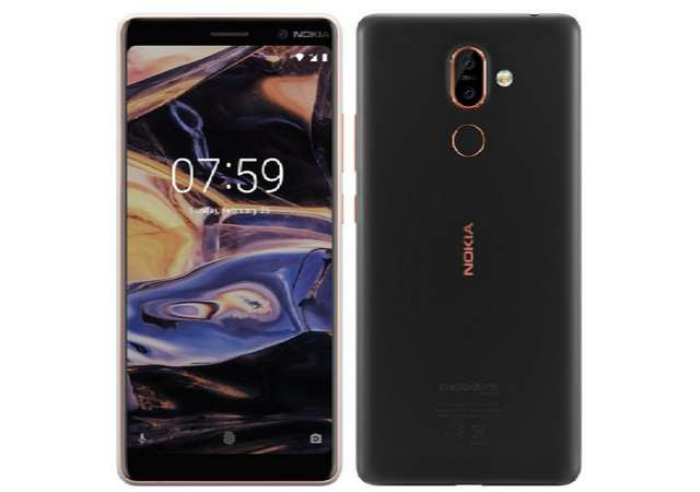 Nokia 7 Plus and Nokia 8 Sirocco Android One Smartphones Announced