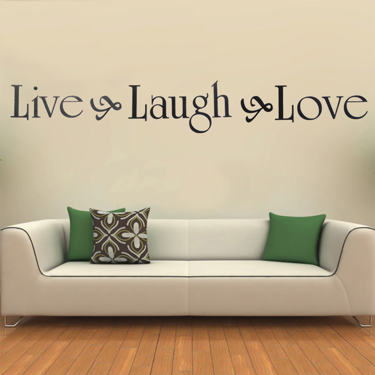 DIY Fashion Vinyl Art Quote Words Wall Stickers Home Decal Removable Mural Decor  eBay
