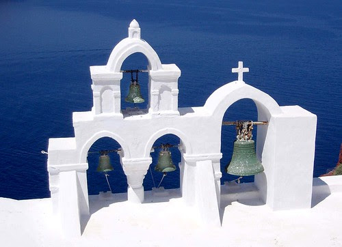 Oia Church Bells