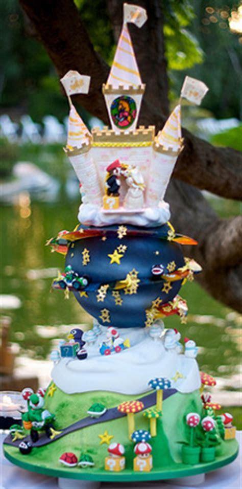 Mario Kart Wedding Cake Gone Galaxy   Gearfuse