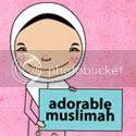 Adorable Muslimah