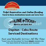 OceanJet Dapitan-Cebu Route