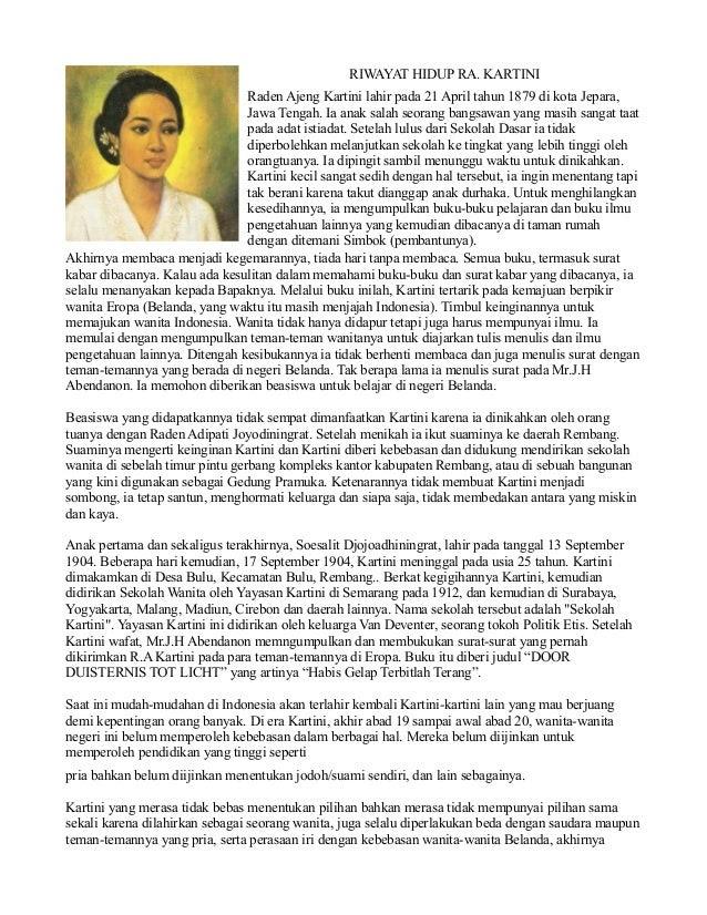 Contoh Biografi Ayah Singkat Koran Langganan