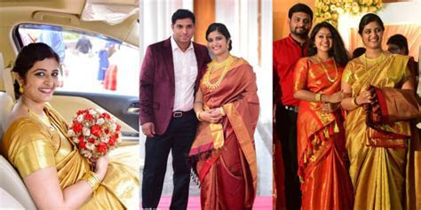 Shalu Kurian Wedding Photos   Kerala Wedding Style