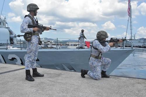 TLDM terima dron perkuat pertahanan laut