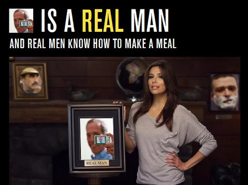 Steve is a Real Man