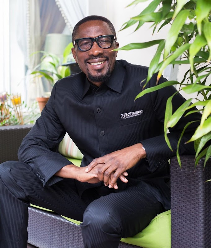 Pastor Tony Rapu - There is nowhere in the Bible that says plastic surgery is wrong