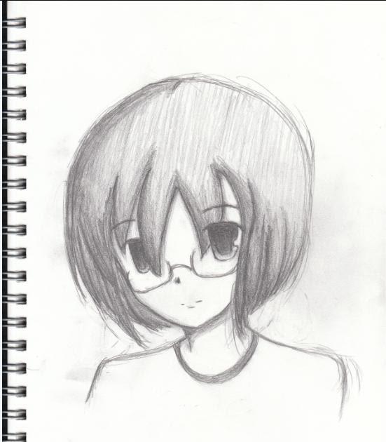 15 Anime Pencil Drawing Wallpaper Hd