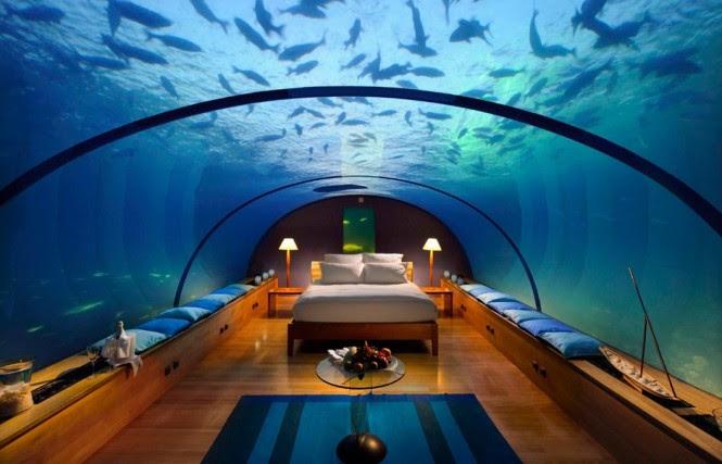 10 Wacky Bedrooms