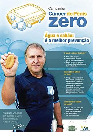 Zico estrela campanha