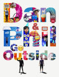 Title: Dan and Phil Go Outside, Author: Dan Howell