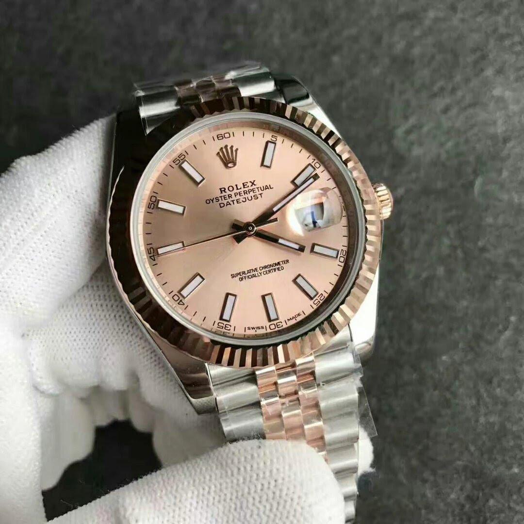 Replica Rolex Datejust II 126331 Wrapped Gold