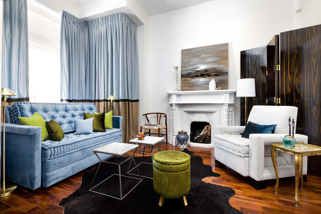 Small Space Residence - eclectic - living room - toronto - by