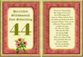 Sprüche Zum 44 Geburtstag Hylen Maddawards Com