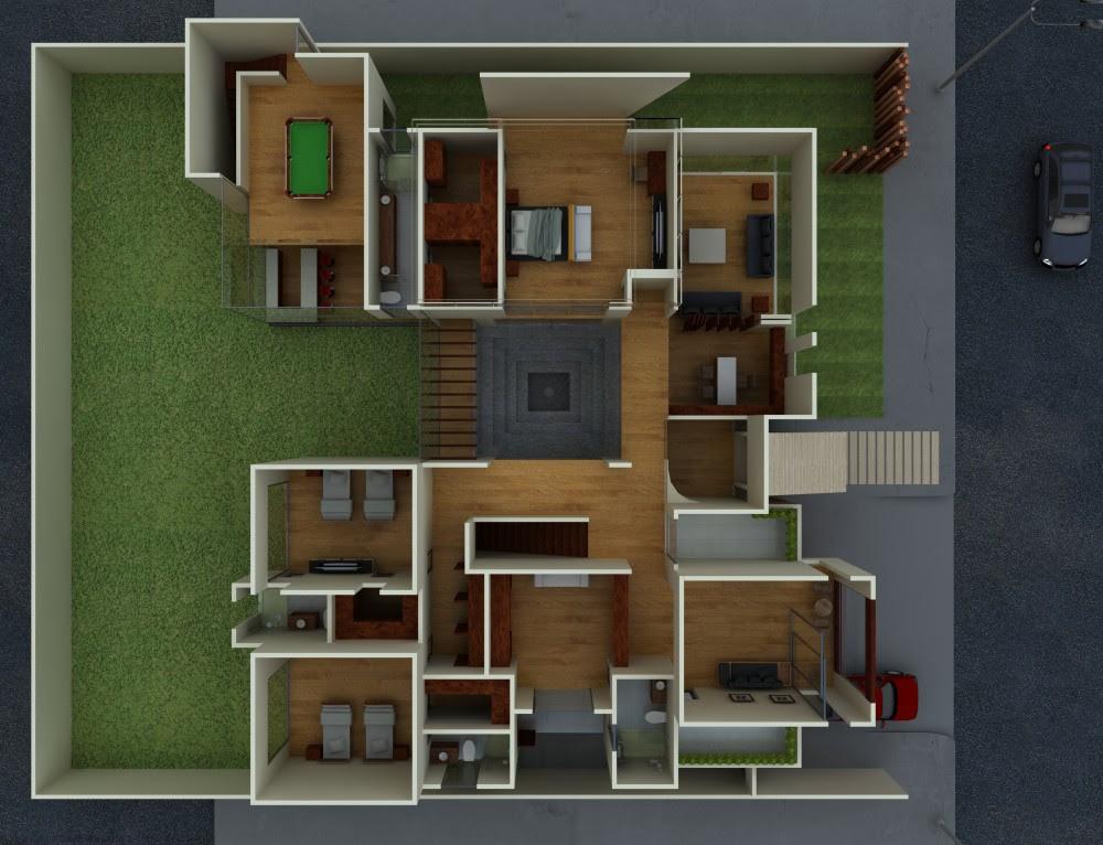 Casa cubo arquitectura en movimiento blog y arquitectura for Arquitectura casa