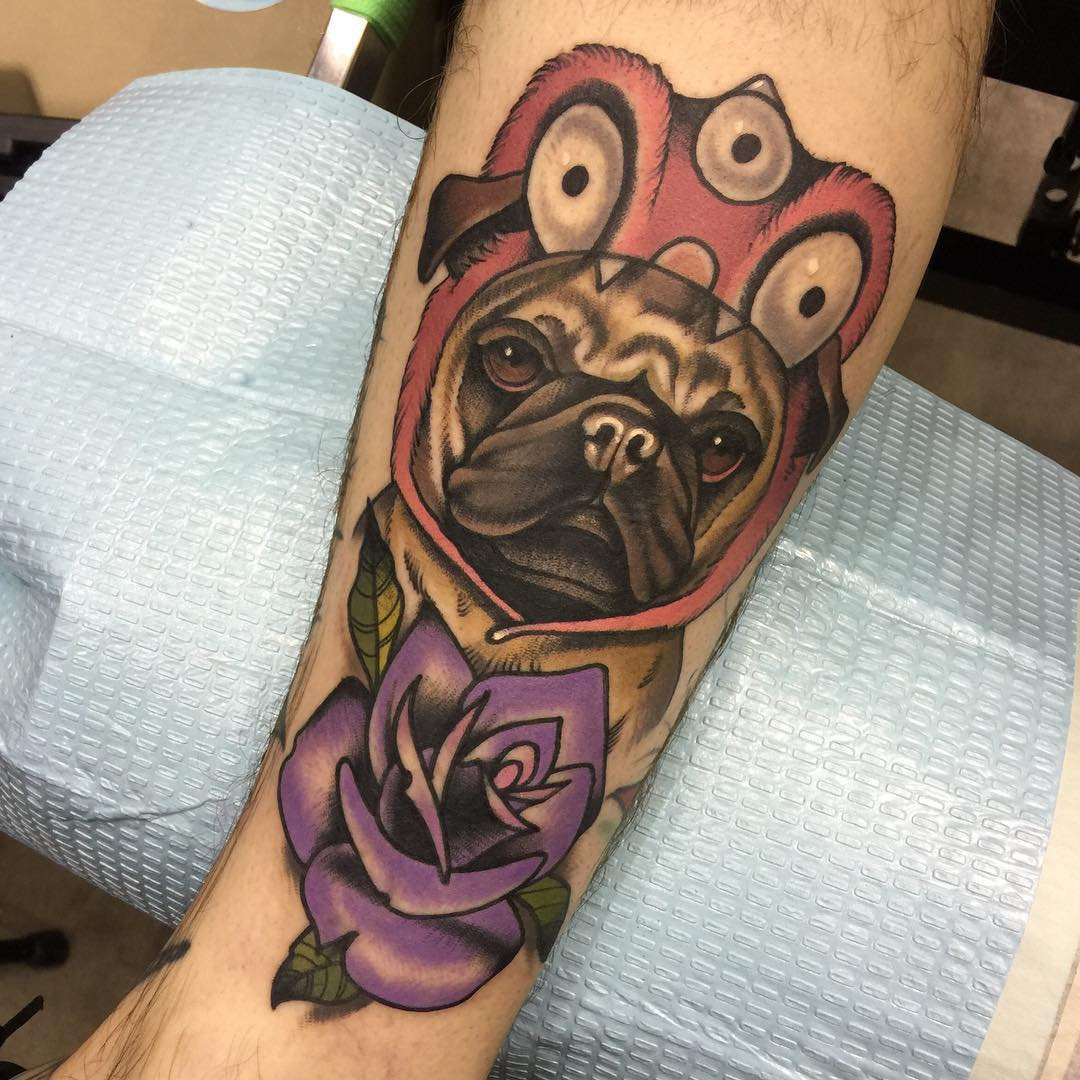 85+ Best Dog Tattoo Ideas & Designs - For Men And Women (2019)