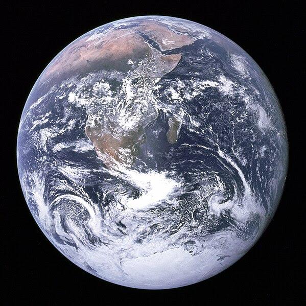 Earth - Source:wikipedia