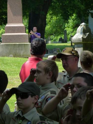 Taps & Scouts