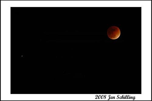 lunar moon