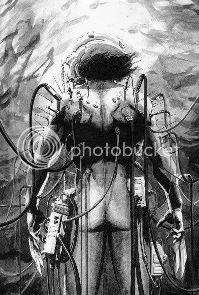 Wolverine #38 - versão rascunho