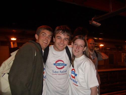 Sam, Steve & Chris
