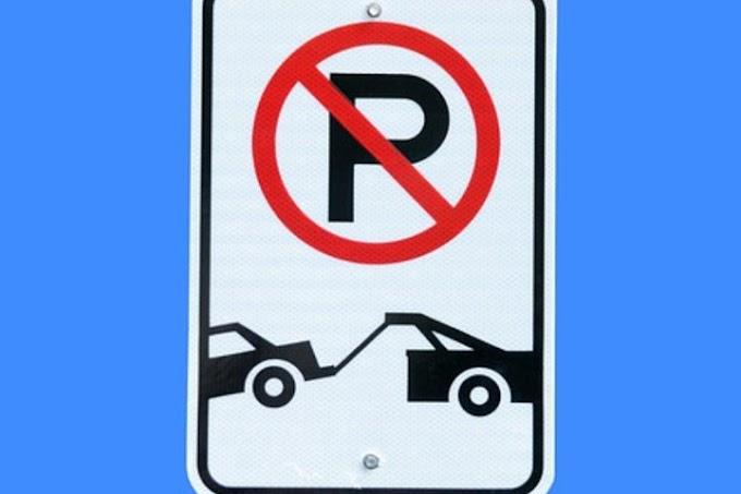 В Новокузнецке будут установлены новые запрещающие парковку знаки