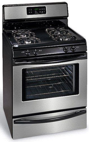 Frigidaire FGF368GC Free-Standing Gas Range with Self ...