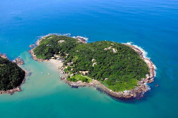 Pousada Ilha do Papagaio - Palhoça - SC - Um lugar paradisíaco para qualquer opção. Finais de semana, evento ou férias. Perfeito