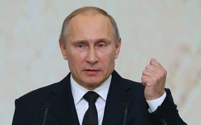 Hình ảnh Tuyên bố gây chấn động của Tổng thống Putin tại G20 số 1