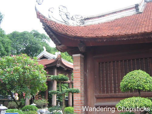 Van Mieu (Temple of Literature) - Hanoi - Vietnam 15