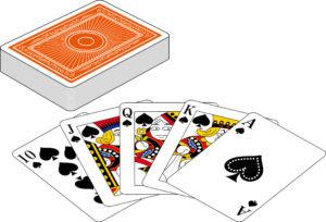 ブラックジャックのルールと遊びかた トランプの遊び方