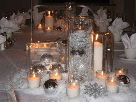 Winter Wedding Decoration Ideas   Romantic Decoration