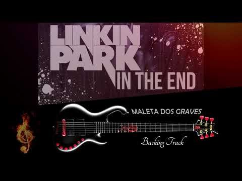 Backing Track pra Contra Baixo -  IN THE END  - PLAY ALONG