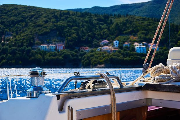 Kavas Yachting Charter is Ideal for Visiting the Ionian Islands
