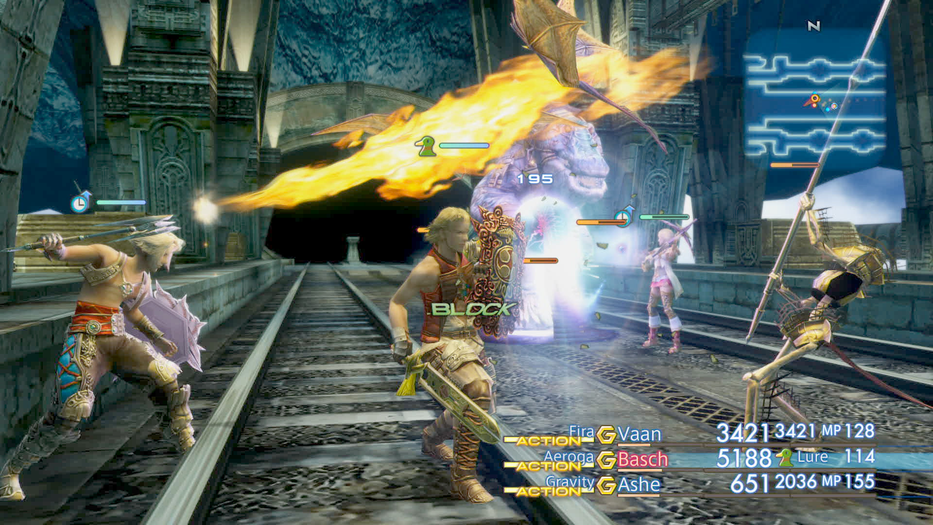Here S 35 Glorious Minutes Of Final Fantasy Xii The Zodiac Age