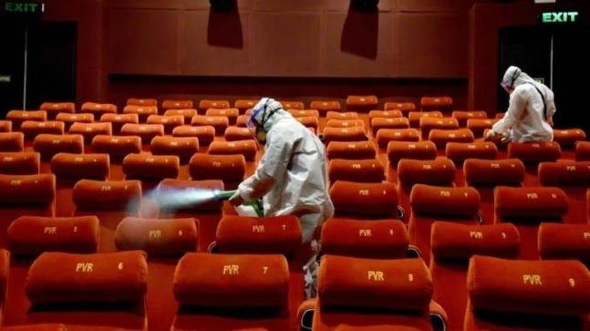 Puducherry allows theatres, multiplexes, bars to reopen with 50 per cent capacity https://ift.tt/3xqMkSB