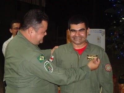 CIOPAer/CE realiza festa de brevetação de pilotos