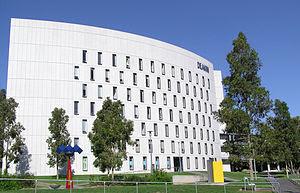 Deakin University Burwood Campus