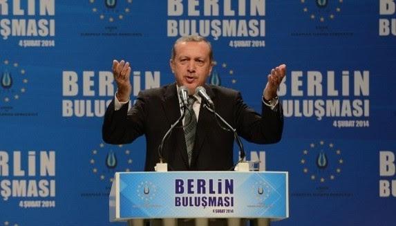 Spiegel για Ερντογάν: Επιτίθεται στους Γερμανούς με σκοπό…