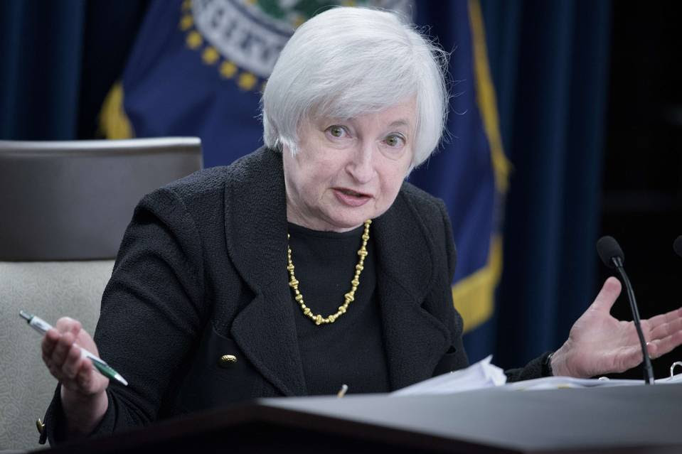 Chairwoman Janet Yellen has cited concerns about China and emerging markets as playing a part in the Federal Reserve's decision last week to keep rates unchanged.