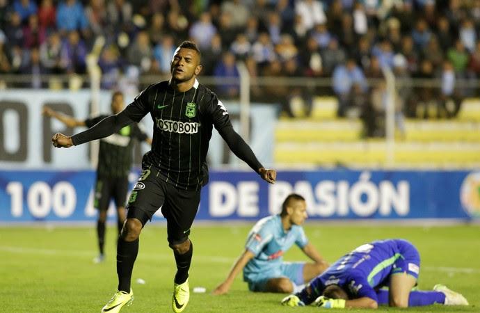 Resultado de imagem para Cerro Porteño x Atlético Nacional