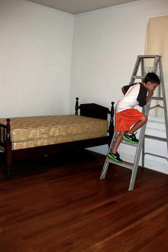 Gavin's room 2-before