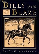 Billy And Blaze by C. W. Anderson: Book Cover
