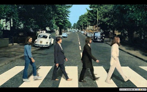 The Beatles COME TOGETHER! RIGHT NOW!