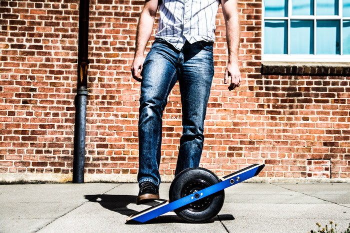 Onewheel Electric Skateboard, Shut Up and Take My Money  autoevolution