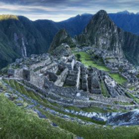 Machu Picchu (Perú) by Domingo Leiva on 500px.com