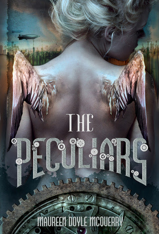 The Peculiars by Maureen Doyle McQuerry - out 1st May 2012