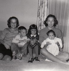 My family when I was a baby